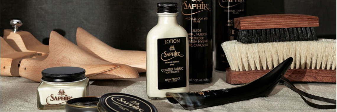 Saphir lotion