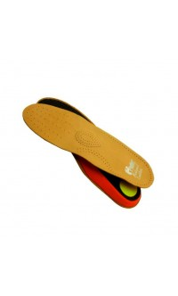 Αnatomic leather insole