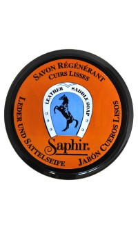 Saphir Etalon Noir Soap 100ml